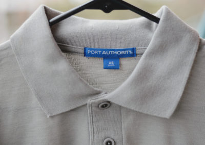 Port Authority® Silk Touch™ Polo, Cool Gray