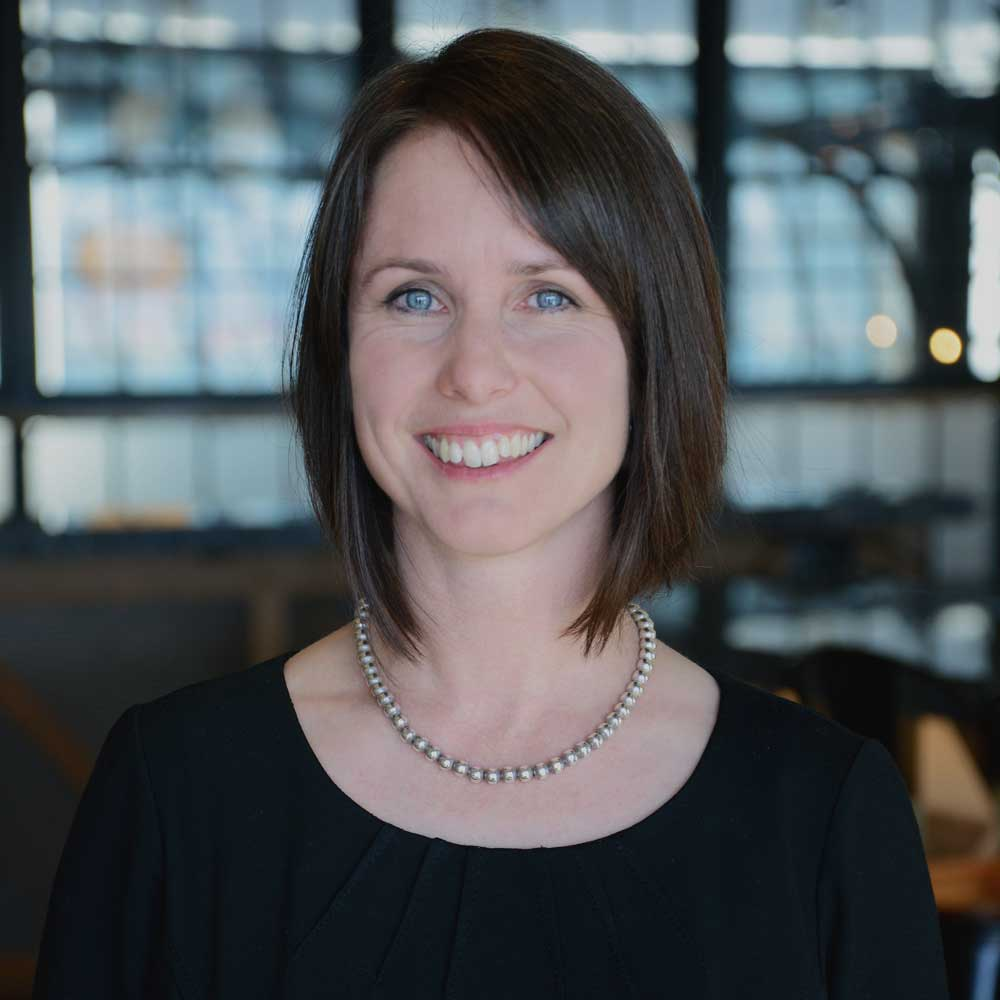 Sarah Jane Kirkland, COO