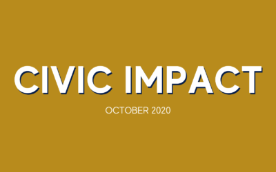 CIVIC IMPACT | October Newsletter
