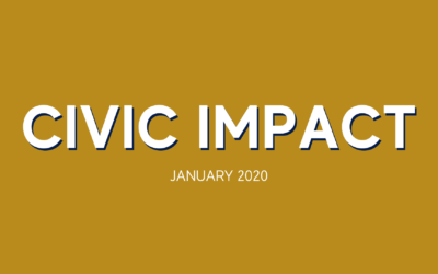 CIVIC IMPACT | January Newsletter